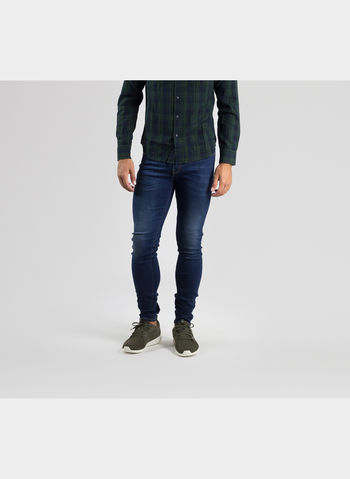 JEANS MALONE ULTRA SLIM , KIGY SCURO, small