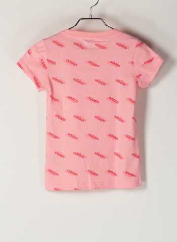 T-SHIRT FAVORITES RAGAZZA, PINK, small