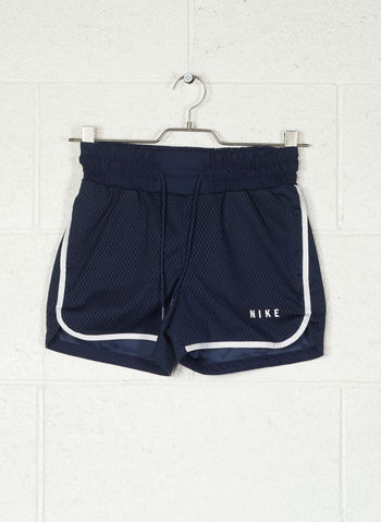 SHORT MESH, 451NVYWHT, small