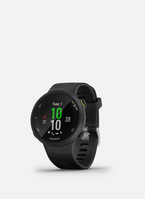 GPS FORERUNNER 45, BLK, medium