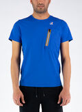 T-SHIRT TASCHINO, 063BLUETTE, thumb