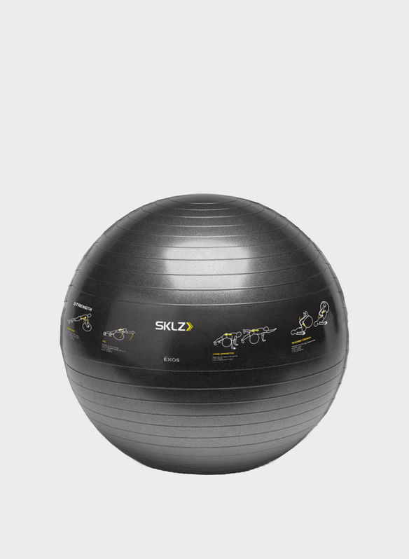 TRAINER BALL, BLK, medium