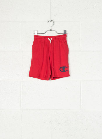 COMPLETINO T-SHIRT+SHORT ATH DEPT STAMPA RAGAZZO, BS503 NVYRED, small