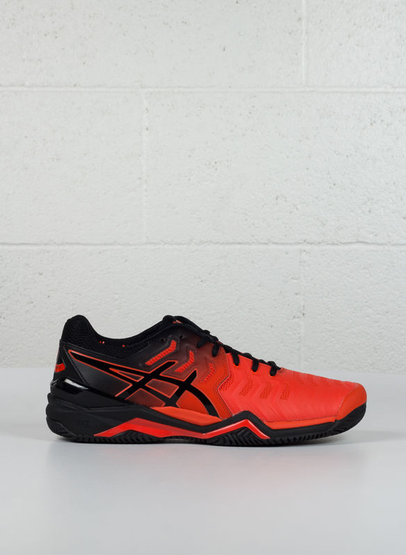 SCARPA GEL - RESOLUTION 7 CLAY, REDBLK, medium