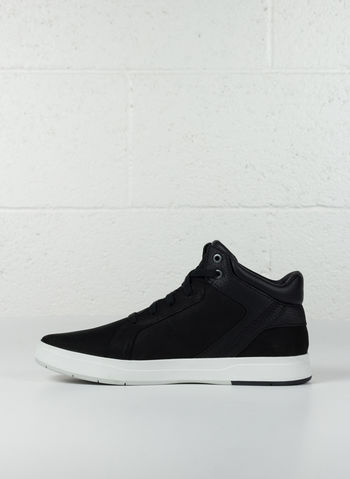 SCARPA CHUKKA IN PELLE DAVIS SQUARE NERO, , small
