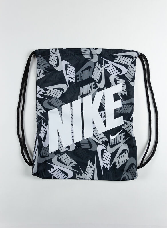 GYM SACK GRAPHIC, 010BLK, medium