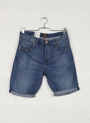 BERMUDA 5 POCKET SHORT, DESP CHIARO, small