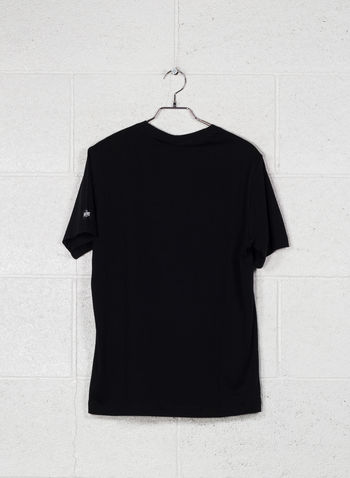 T-SHIRT CLASSIC MIKE LOGO, BLK, small