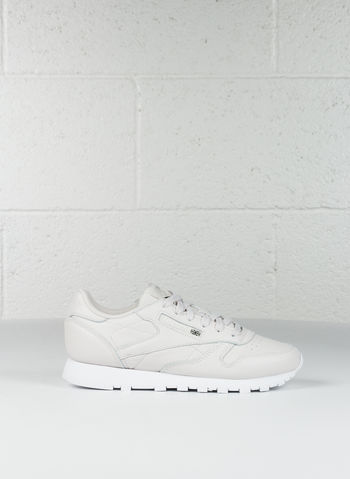 SCARPA CLASSIC LEATHER, WHT, small