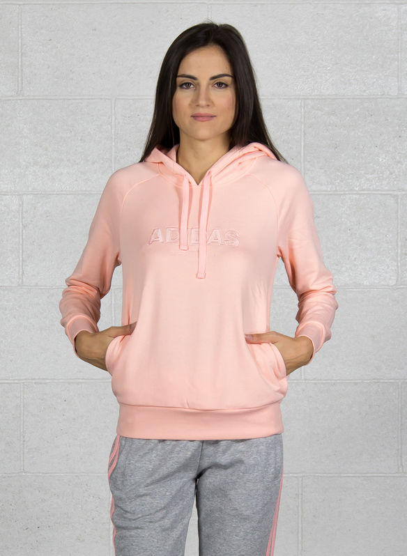 FELPA ESSENTIALS, PINK, medium