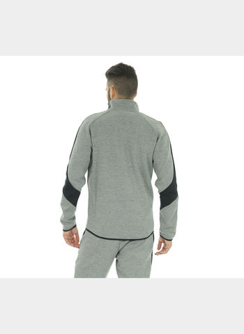 FELPA EVOSTRIPE SPACEKNIT , 003GREY, small