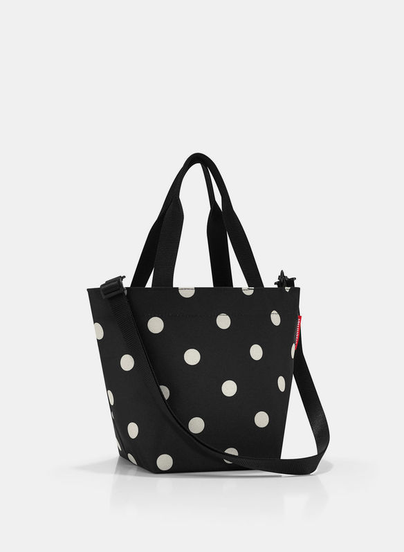 SHOPPER XS MIXED DOTS, DOTS, medium