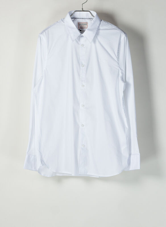 CAMICIA CLASSIC REGULAR, TWHT WHT, medium