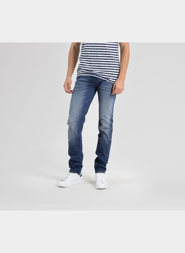 JEANS ARVIN REGULAR SCURO, LGJQ SCURO, large