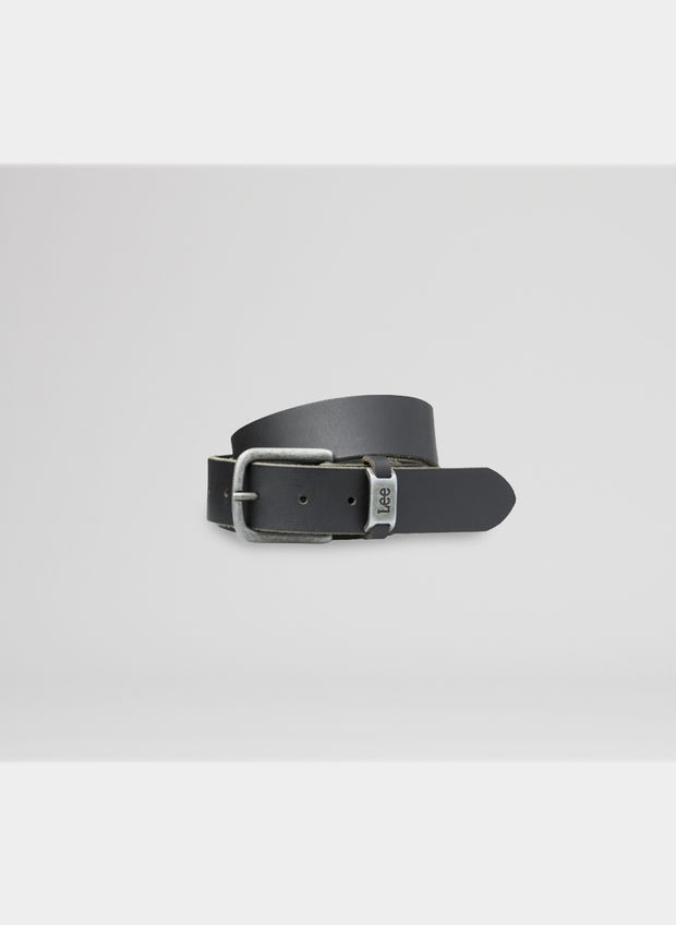 LOGO BELT, 01BLK, large