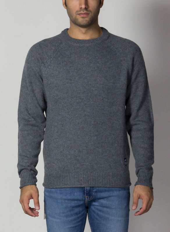 MAGLIONE, GREY MEL, medium