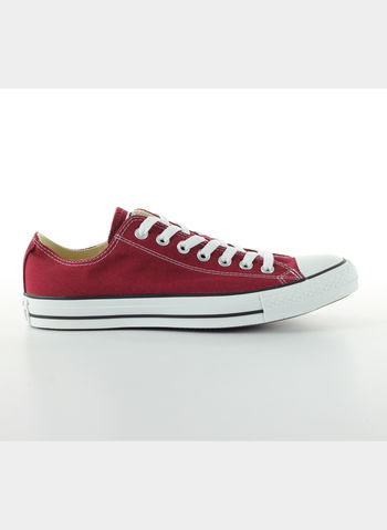 SCARPA CHUCK TAYLOR ALL STAR OX UNISEX, BORDO, small