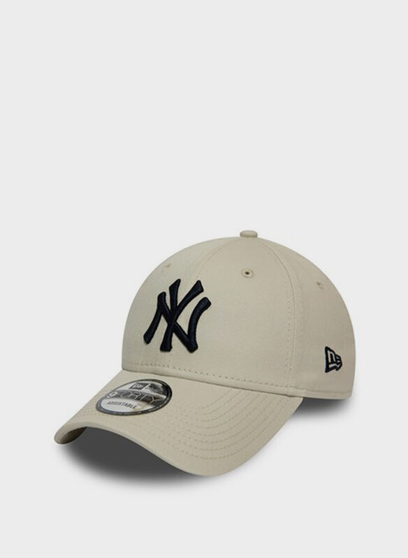 CAPPELLO NYY LEAGUE 9FORTY, BEIGEBLK, medium
