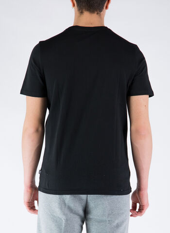 T-SHIRT LOGO INTERNATIONAL, 01BLK, small