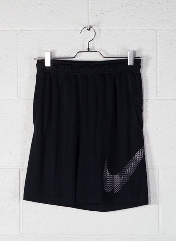 SHORT TRAINING SWOOSH, 010BLK, small