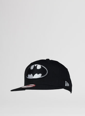 CAPPELLO BATMAN FLAT VISOR, BLK, small