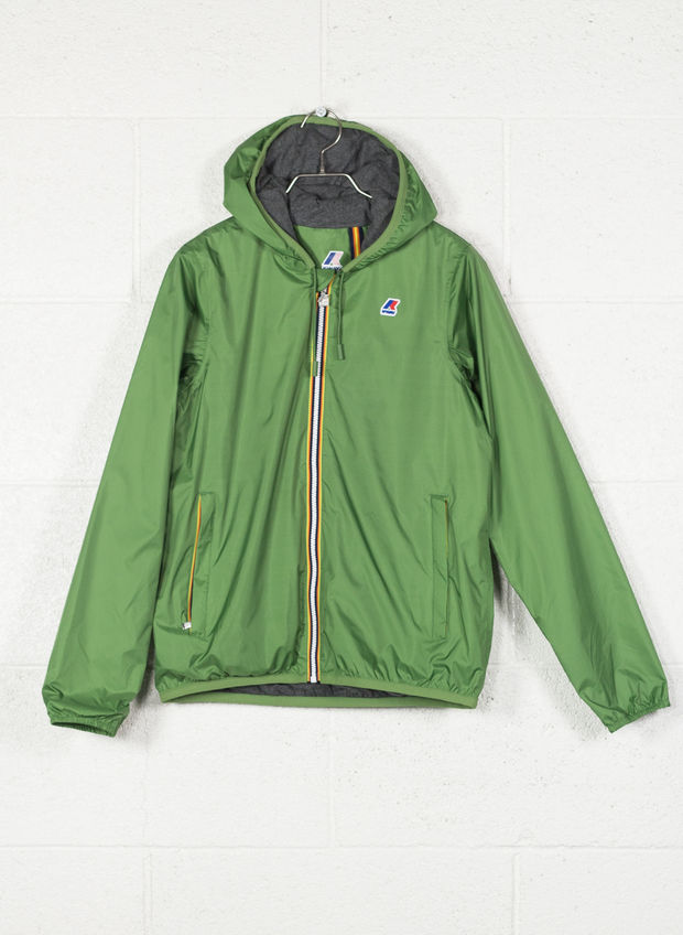 GIACCA JACQUES NYLON JERSEY, WIX GREEN, large