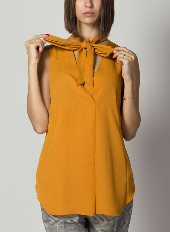 BLUSA MERRIDI, BROWNSUGA, medium