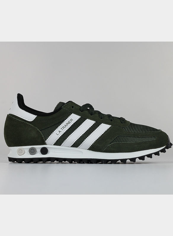 SCARPE LA TRAINER OG, GREEN, medium