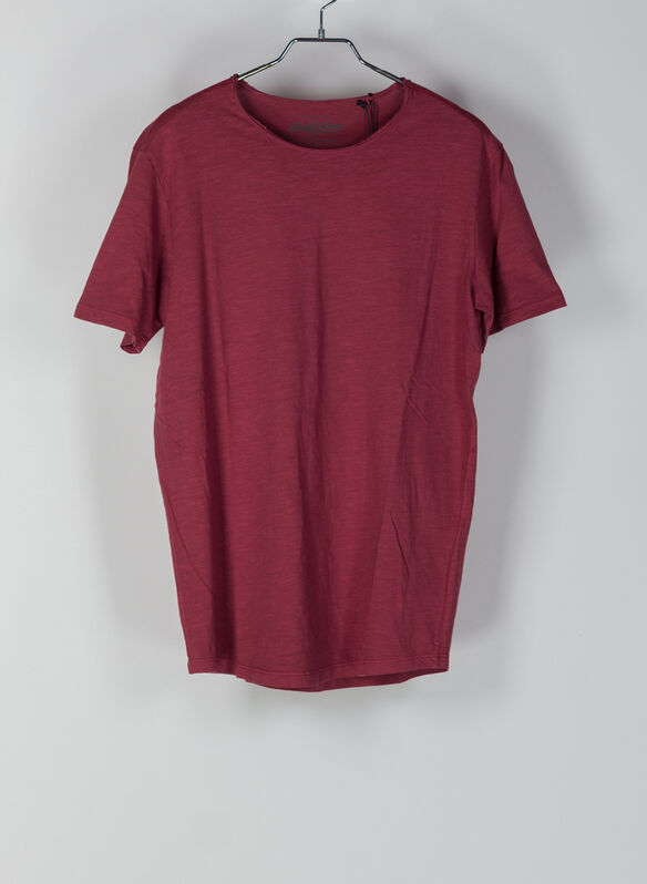 T-SHIRT ASHER, RED, medium