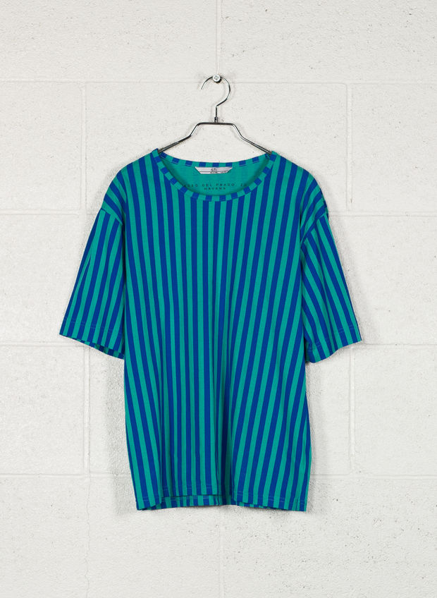 T-SHIRT BURITAL, GREEN, large