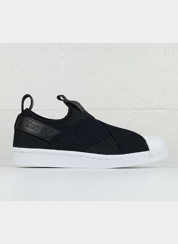 SCARPA SUPERSTAR SLIP-ON, BLK, medium