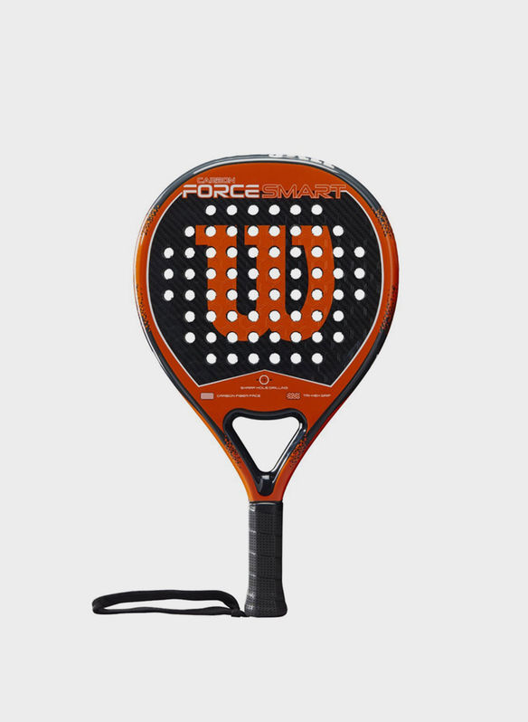 RACCHETTA PADEL CARBON FORCE SMART, NG, medium