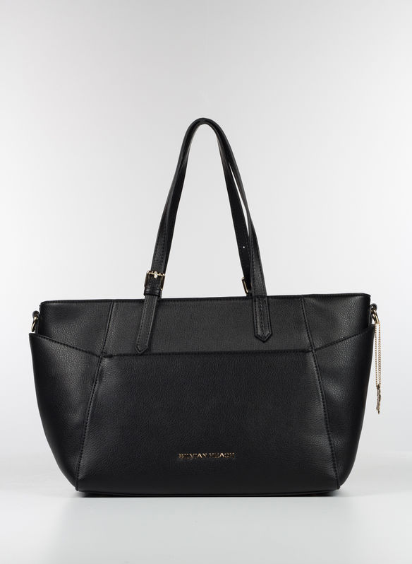 BORSA SHOPPER MILLY, BLK, medium