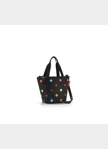 SHOPPER XS CON TRACOLLA POIS , DOTS, small