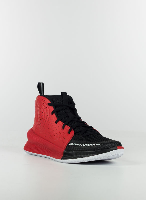 SCARPA BASKET UA JET, BLKRED, medium