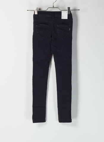 JEANS POLLY BASIC RAGAZZA, BLACK, small
