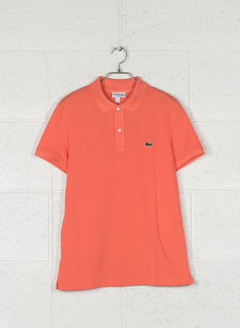 POLO PETIT PIQUET SLIM, AEE SALMONE, small