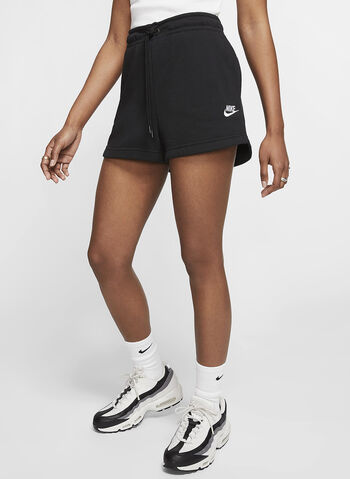 SHORTS IN FRENCH TERRY
