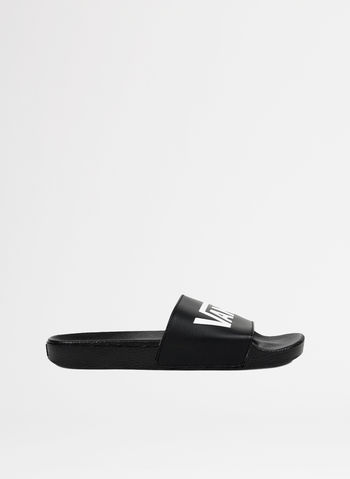 CIABATTA SLIDE-ON, BLKWHT, small