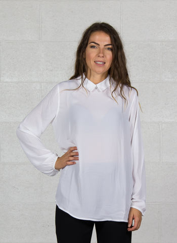 CAMICIA WATERTOWN, BIANCO, small