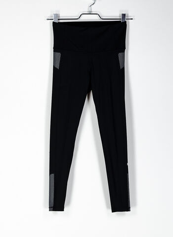 LEGGINS EVOSTRIPE 7/8, 01BLK, small
