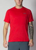 T-SHIRT TECH TRAINING, RED, thumb