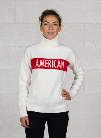 MAGLIONE LOGO AMERICAN DREAM, , small