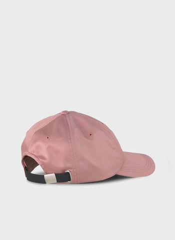 CAPPELLO VISIERA EVOLUTION SATIN, 02PINK, small