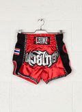 SHORT PANTA BANGKOK, RED, thumb
