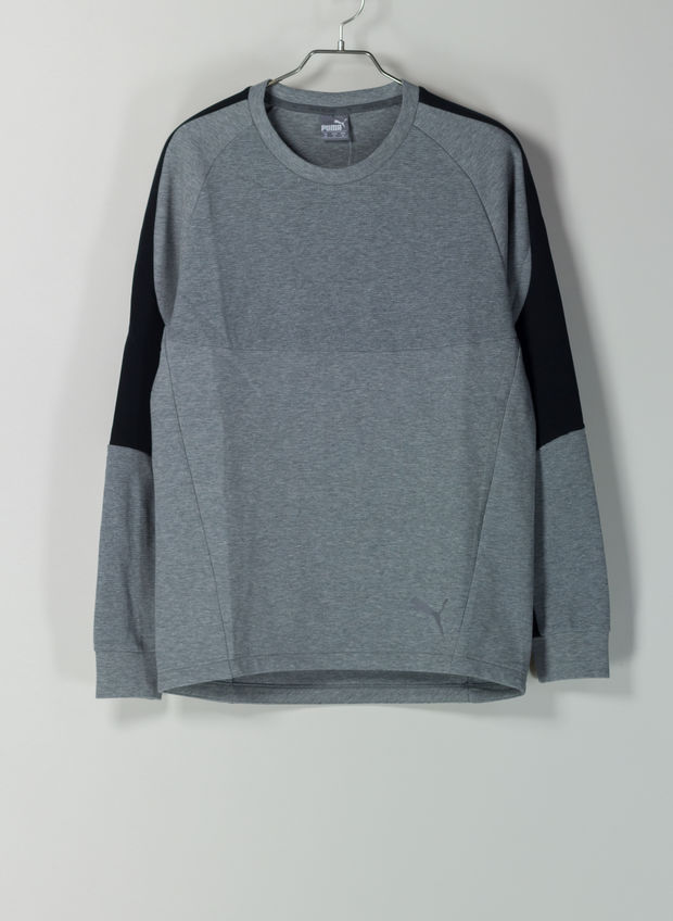 FELPA EVOSTRIPE, 03GREY, large