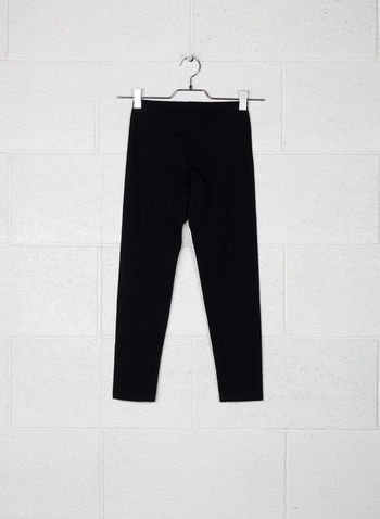 LEGGINS BIG LOGO, NERO, small