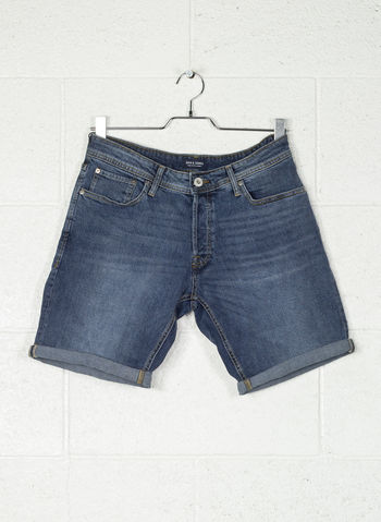 BERMUDA RICK ORIGINAL AM 677 STS, BLUE DENIM, small
