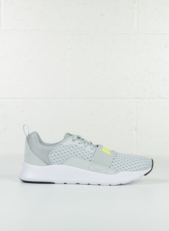 SCARPA PUMA WIRED MESH, GREY, medium