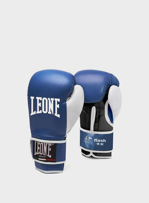 GUANTO BOXE FLASH 6 OZ RAGAZZO, NVY, medium